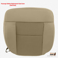 2004 2005 2006 Ford F150 STX XLT FX4 Passenger Side Bottom Tan Cloth Seat Cover
