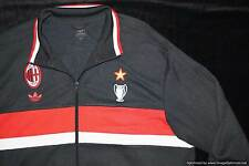 Adidas Originals AC Milan Mediolanum Football Retro 1980s Track Top XX-LARGE 2XL