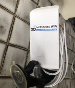 Motorhome WiFi iBoost Pro D8 Directional System: