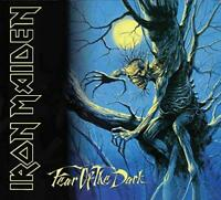 Iron Maiden - Fear Of The Dark - Collector's Edition (NEW CD+Figurine+Patch)