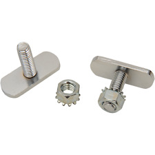T-bolt motorcycle exhaust mounting bolts - Harley / custom - FREE SHIPPING (US)!