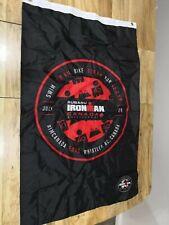 Ironman Subaru Canada 40 Anniversary 2018 Triathlon Commemorative Banner/Flag