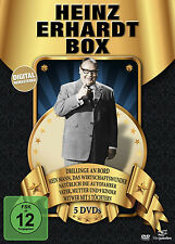 5 HEINZ ERHARDT Caja AUTOFAHRER Drillinge MILAGRO ECONÓMICO Witwer DVD Edición