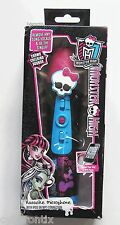Monster High Karaoke Microphone for Phone/MP3 Connection NEW In Box 2016