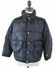 INVICTA Boys Padded Jacket 7-8 Years Black Nylon  GQ03