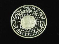 Fußball Silber Münzen aus Europa mit