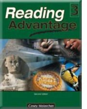 Reading Advantage 3, 2nd Edition by Malarcher, Casey
