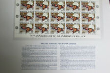 Worldwide S/S Stamps Mint Nh Classic Car Collection