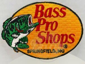 Bass Pro Shops Springfield MO Patch Fishing Shirt Coat Hat