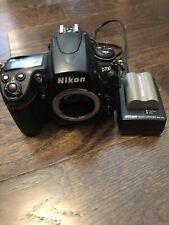 New ListingNikon D700 12.1Mp Digital Slr Camera - Black With Charger