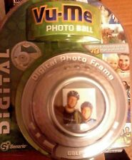 NEW Vu-me Photo Ball Football Digital 70 Picture Display Picture Type Frame