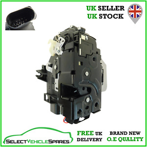 NEW AUDI A4 B6 / A6 C5 DRIVERS RIGHT FRONT DOOR LOCK ACTUATOR CATCH 4B2837016G