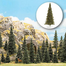 Busch 6470 NEW HO 15 ASSORTED PINE TREES