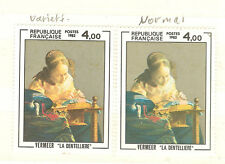 FRANCE VARIETE N° 2231 visage vert