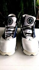 NIKE AIR JORDAN 6 RING WHITE, BLACK, BLUE CONCORD SNEAKERS MEN'S SHOES SIZE 11.5