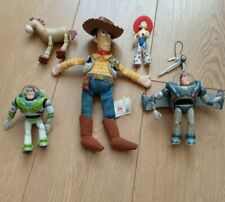 Toy Story figures Bundle sheriff woody, buzz lightyear ,jessie ,bullseye