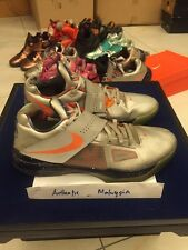 Air KD IV 4 Galaxy Big Bang (SZ11 ) Pearl Blackout Undefeated mint  Weatherman
