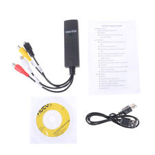 USB 2.0 Easycap Capture 4 canales Video DVR TV DVD VHS Capture Adapter Card HN