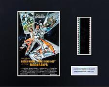James Bond Moonraker  (8 x 10) 35mm film cells