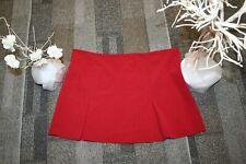 Copper Key Womens Red Micro Mini Skirt Size Jr 9   fashion peasant free shipping