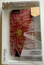 Speck CandyShell Inked Luxury Edition Case-Hypnotic Bloom/Pink for iPhone 6s/6