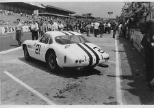 Ferrari 250 GT. Hugus & Reed. Le Mans 1962. Photo L557