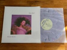 Kate Bush - Hounds Of Love - Rare USA Swirled Marble Purple Vinyl LP Gatefold