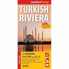 Turkish Riviera - Paperback NEW Express Maps (A 2015-04-01