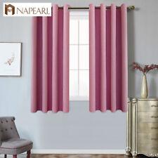 NAPEARL 1 Panel Modern High Shading Grommet Blackout Curtains Darkening Drapes