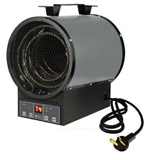 King Electric PGH2448-ETB 240V 4800W Portable Garage Heater with Remote Control