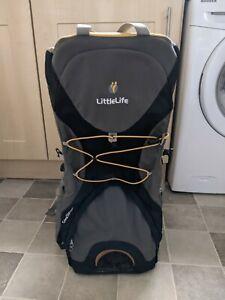 Littlelife Cross Terrain child baby carrier backpack. EXPRESS POST