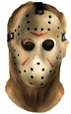 Jason Mask Friday the 13th Adult Men Scary Horror Classic Halloween Costume Asry