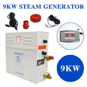 Automatic 9KW Steam Generator/Sauna/Bath/Home SPA/Shower ST-135M Controller