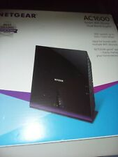OPEN BOX, NETGEAR AC1600, SMART WIFI ROUTER, DUAL BAND GIGABIT
