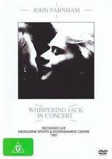 Whispering Jack In Concert by John Farnham (DVD, Oct-2011)