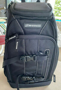 Brenthaven 73071600218 Camera Bag Black Compartments Cross Body Strap X000E8185N