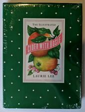 The Illustrated Cider With Rosie (Hardcover) Laurie Lee | 0517555298 | Brand New
