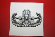 U.S. CURRENT ISSUE AFGHAN ACU EOD BOMB DISPOSAL QUALIFICATION BADGE METAL