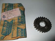 Yamaha Zahnrad 4.Gang RD50M RD50 DX TY80 GT50 YZ80 DT50M Bop TY50M pinion