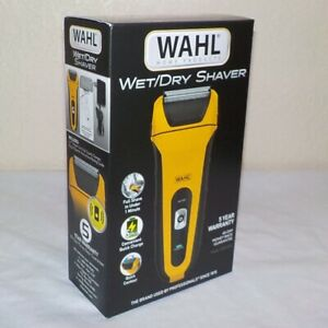 Wahl WET DRY SHAVER Waterproof Cordless Clippers/Shaving #7069 200