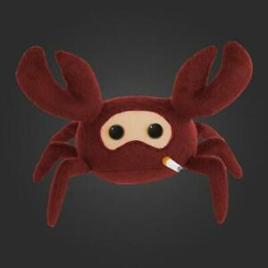 TF2 RED Team Fortress 2 Spy Crab Plush LIMITED EDITION Spycrab Code Included NEW