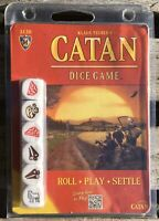 2015 CATAN Dice Game Klaus Teuber for Mayfair Games 3120 CHINA **New**