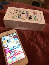 Apple iPhone 5s - 32GB - Silver (AT&T) Smartphone