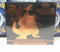 POKEMON CHAMPIONS PATH ELITE TRAINER BOX ETB BRAND NEW IN HAND