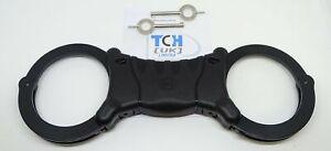 New Genuine Black TCH840 Rigid Handcuffs Speedcuffs Like Hiatts