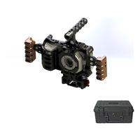 BMPCC2 4K Cage Rig camera molding cage For BlackMagic Pocket BMPCC 4K with Case