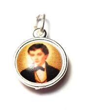 St Dominic Savio Relic medal patron of choirboys, falsely accused people