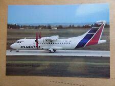 CUBANA   ATR-42   F-WWLB