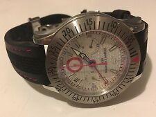 Cuervo Y Sobrinos Robusto Cronometa Automatic Men's Watch