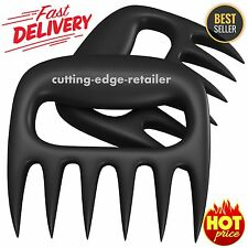 BBQ Meat Claws Pulled Pork Shredder Bear Paw Carving Forks Grill Accessories New